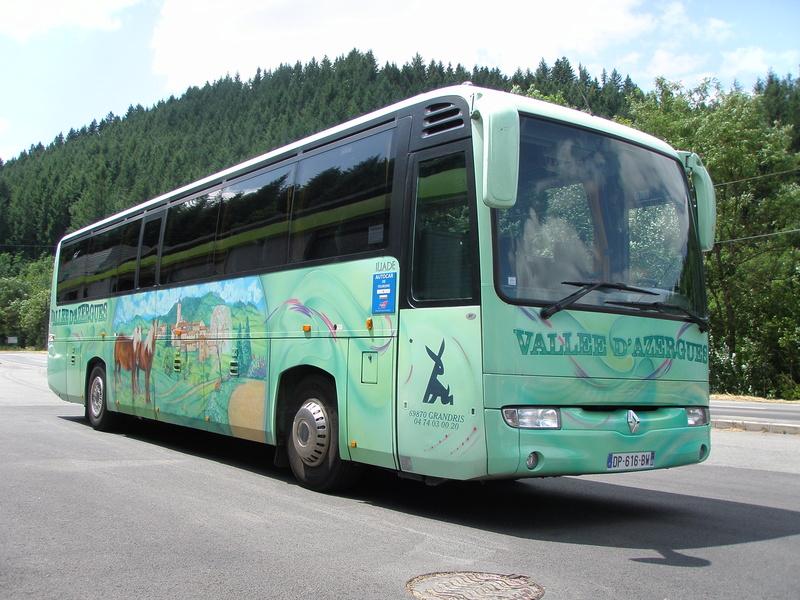 Autocars de la Vallée d'Azergues Iliade12
