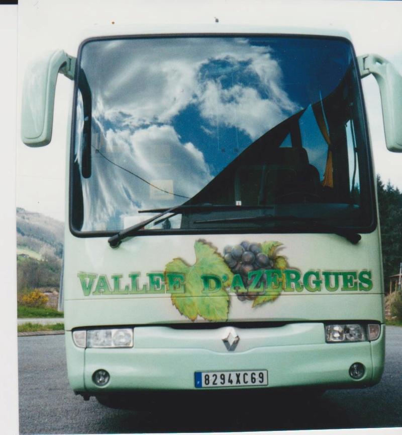 Autocars de la Vallée d'Azergues - Page 3 N410