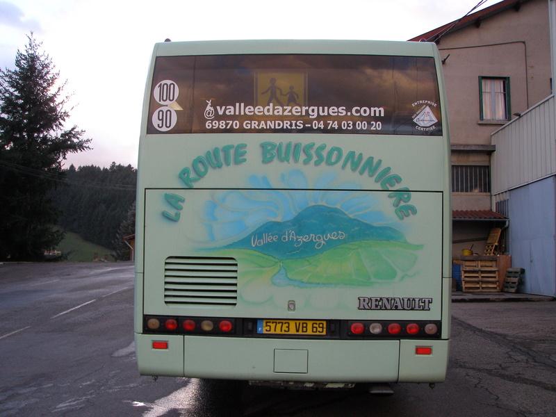 Autocars de la Vallée d'Azergues P1060012