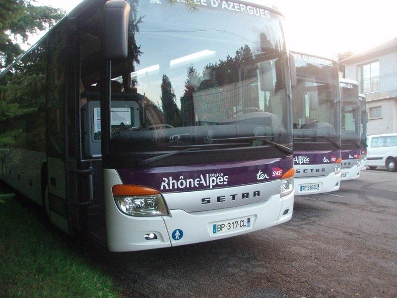Autocars de la Vallée d'Azergues - Page 3 P7170012