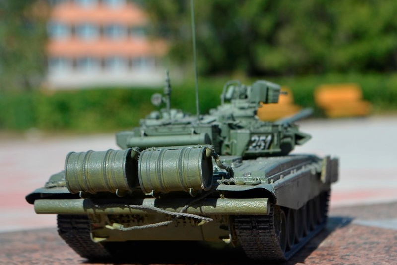 Т-90. 1/35. Звезда. 89s2rn10