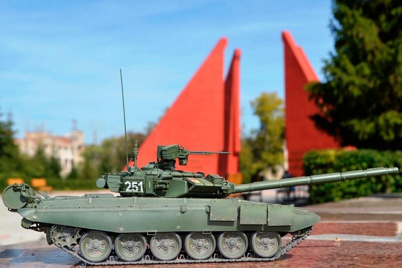 Т-90. 1/35. Звезда. Mz4ydx10
