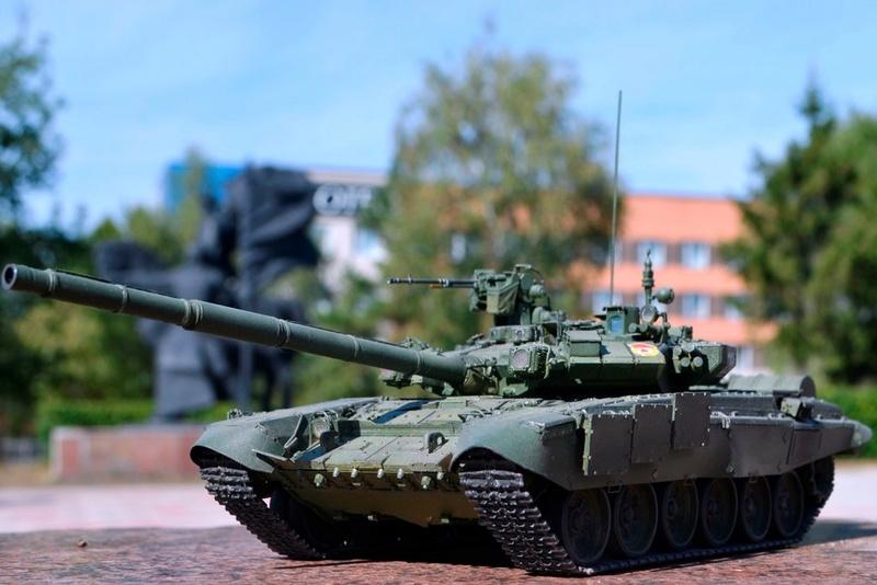 Т-90. 1/35. Звезда. Oidvyd10