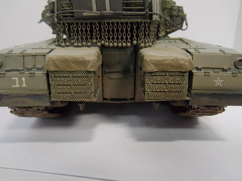 Merkava Mk.IIID LIC Hobby Boss 1/35 Dscn0120