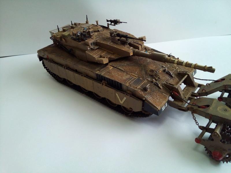 Merkava Mk.3 BAZ Nochri Dalet mine roller Img_2048