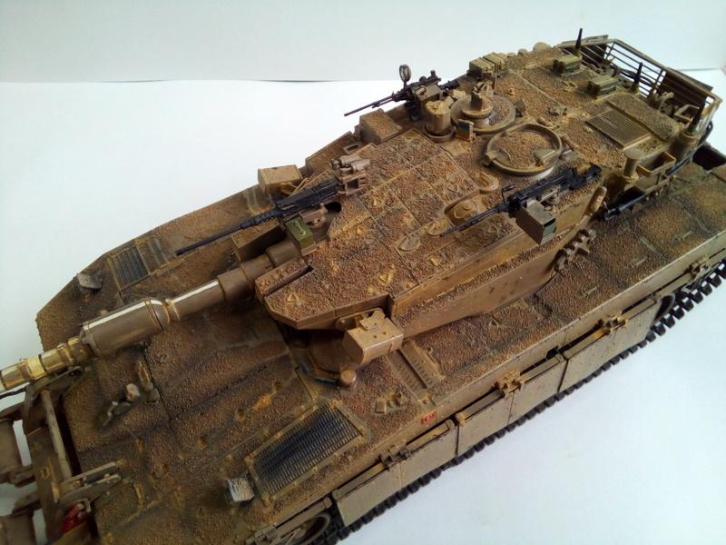 Merkava Mk.3 BAZ Nochri Dalet mine roller Img_2059