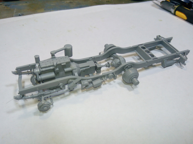 M3 Halftrack w\TCM-20 anti-aircraft gun. Dragon. 1\35 Img_2303