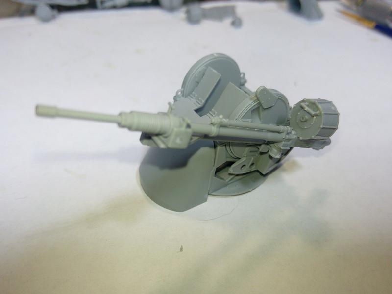 M3 Halftrack w\TCM-20 anti-aircraft gun. Dragon. 1\35 Img_2305