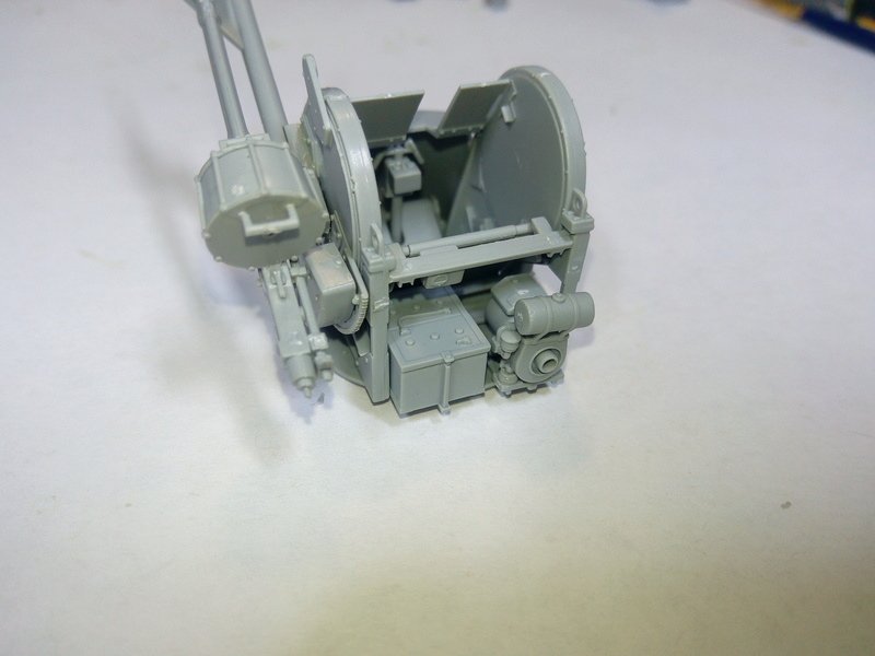 M3 Halftrack w\TCM-20 anti-aircraft gun. Dragon. 1\35 Img_2307
