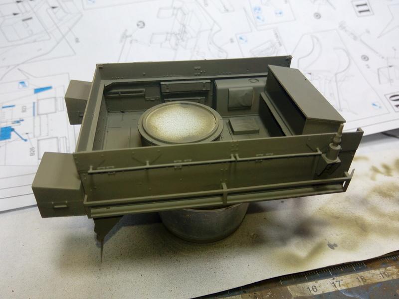 M3 Halftrack w\TCM-20 anti-aircraft gun. Dragon. 1\35 Img_2321