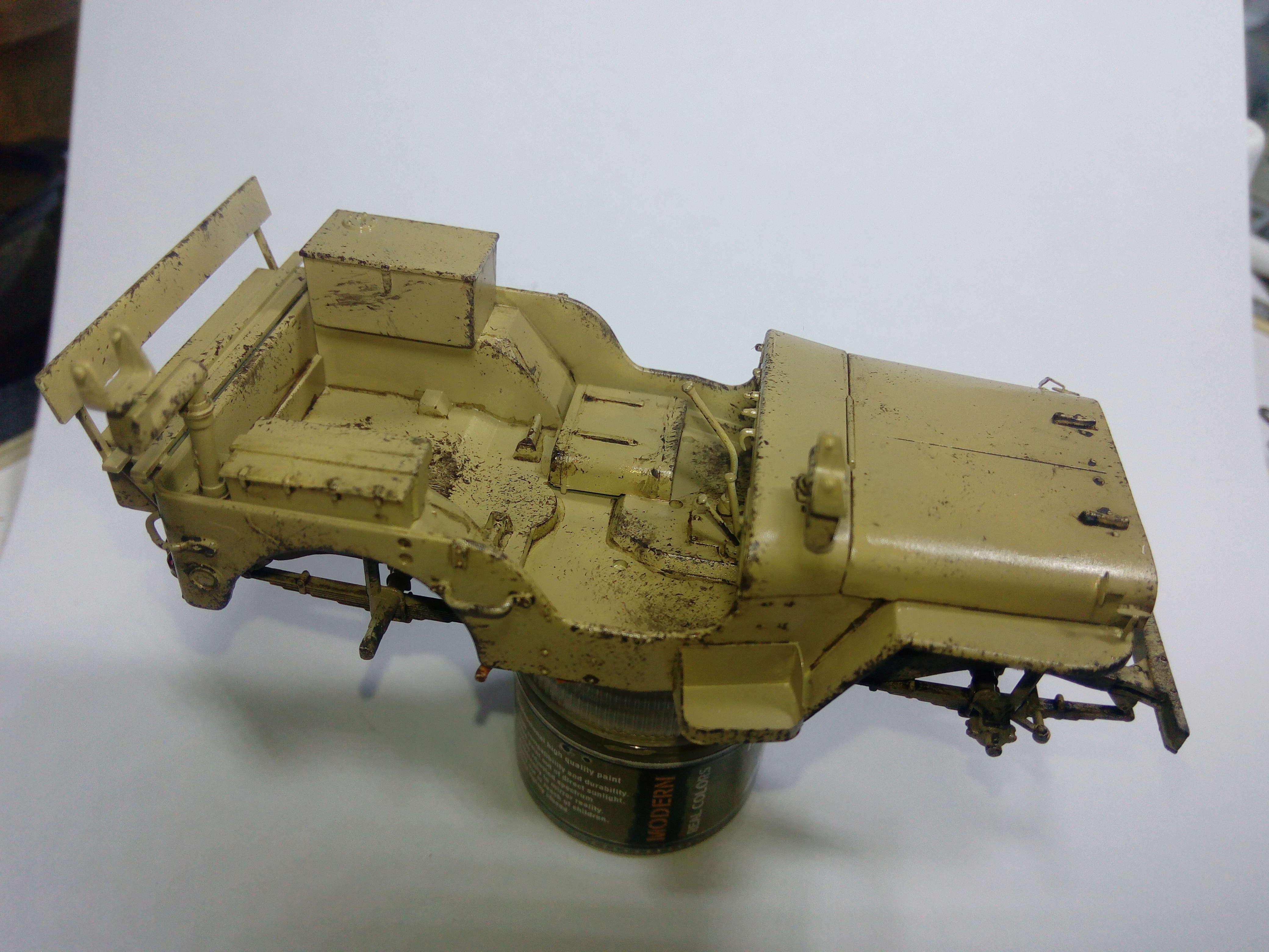IDF Виллис, Драгон, 1\35. Img_2462