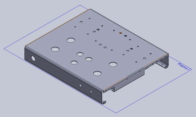 Montaje de amplificador en kit C111