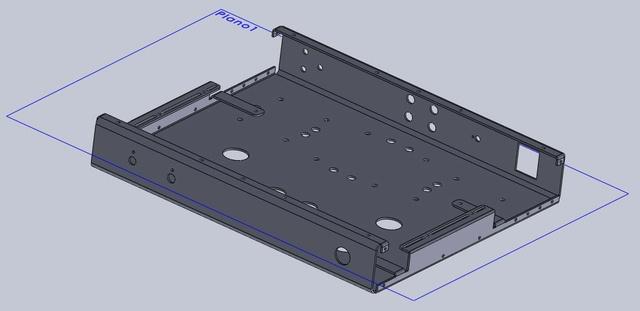 Montaje de amplificador en kit C211