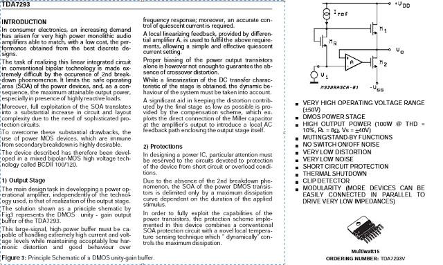 Gemini es12p casse amplificate Tda72913