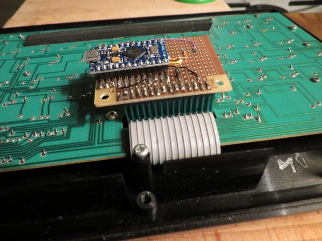 Clavier ORIC en USB Connec10