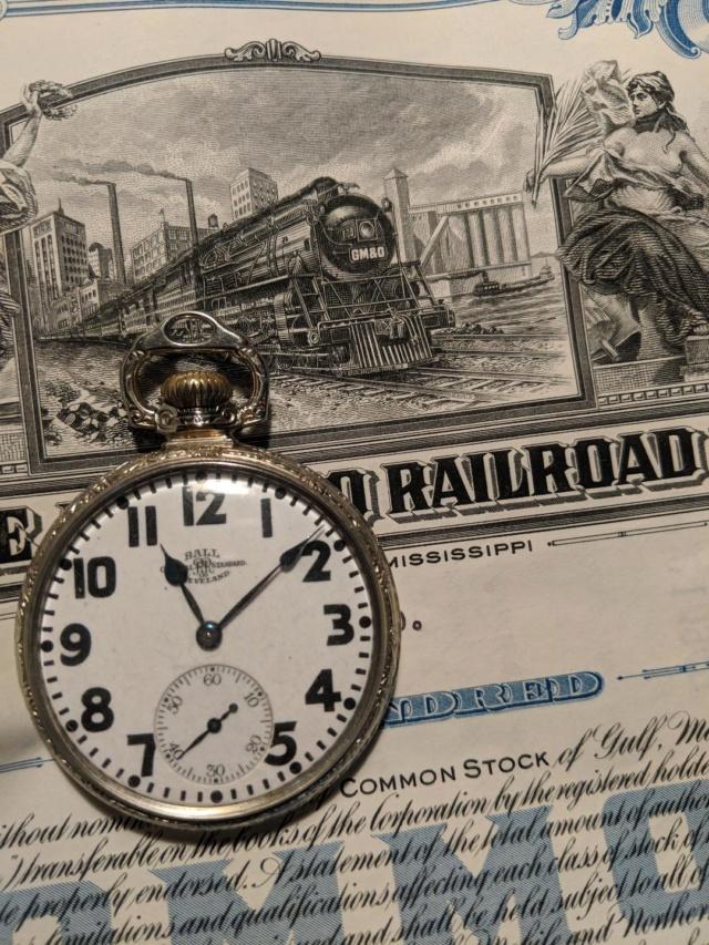 L'histoire des montres de chemins de fers - Page 5 Ball_110