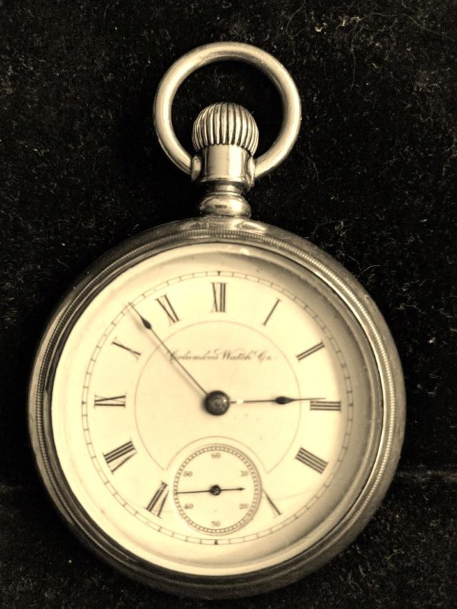 L'histoire des montres de chemins de fers - Page 5 Columb10