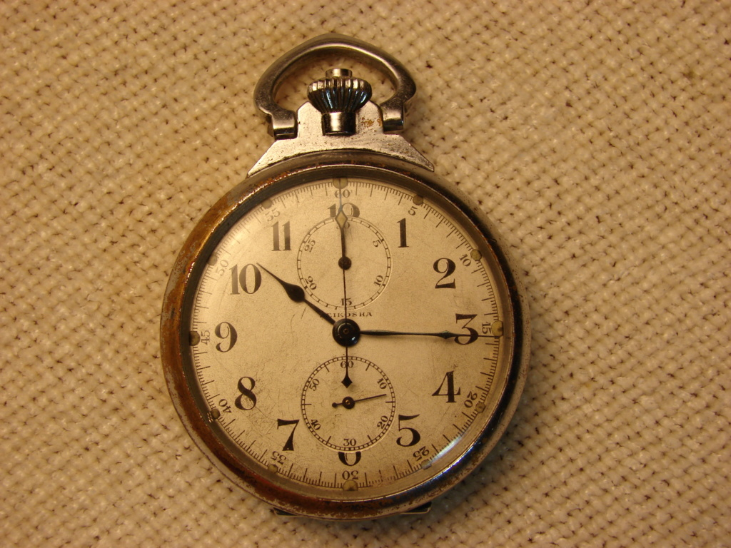 L'histoire d'une rareté : Une montre de Kamikaze  Dsc00028