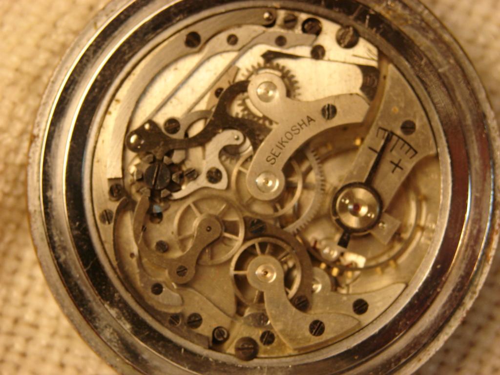 L'histoire d'une rareté : Une montre de Kamikaze  Dsc00030
