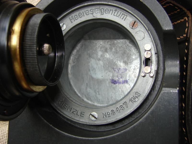 1943 Centre de messages Kienzel Horloge et boîtier Dsc02423