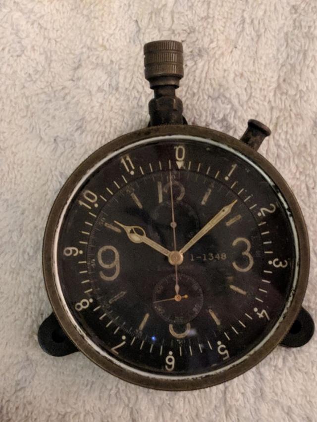 Horloges d'avions italiennes de la seconde guerre mondiale Leonid10