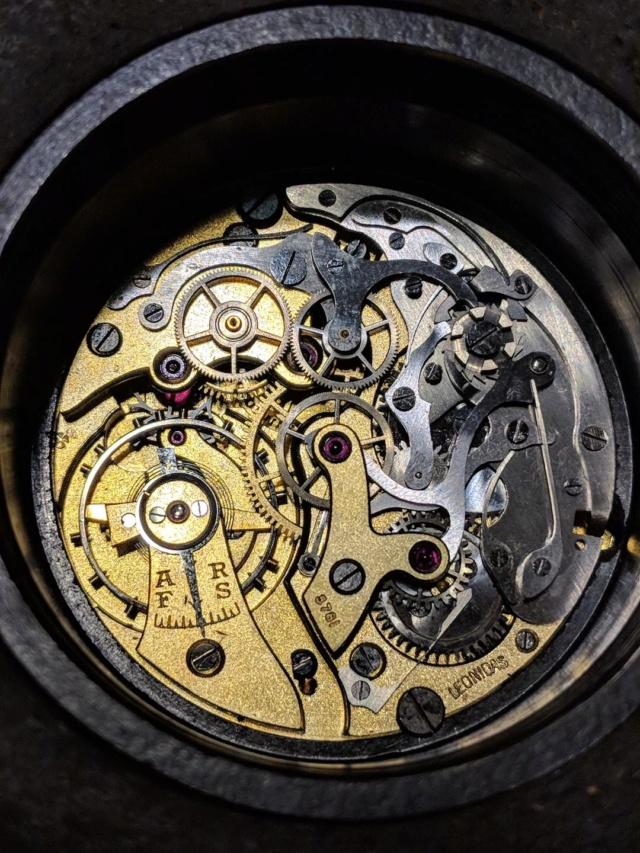 Horloges d'avions italiennes de la seconde guerre mondiale Leonid12