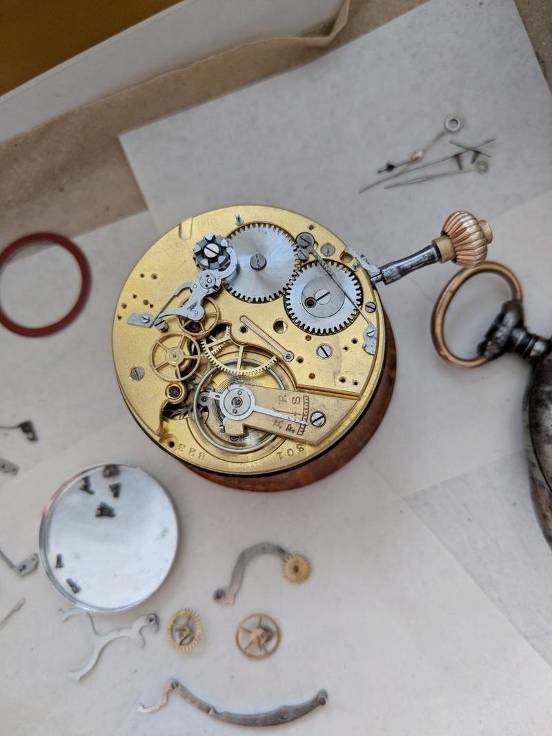 Votre montre de poche du moment ! - Page 11 Lephar10