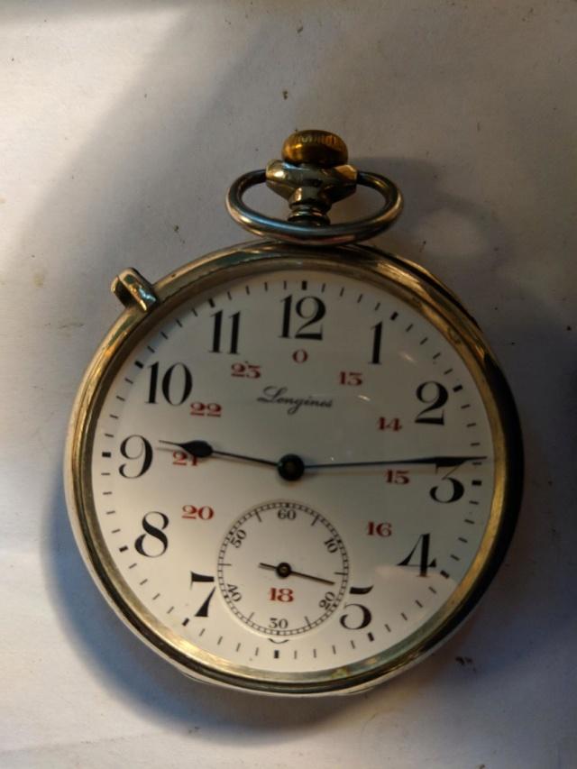 L'histoire des montres de chemins de fers - Page 5 Longen13