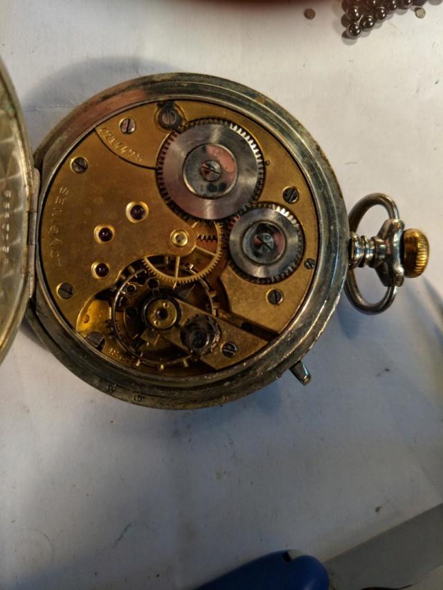 L'histoire des montres de chemins de fers - Page 5 Longen14