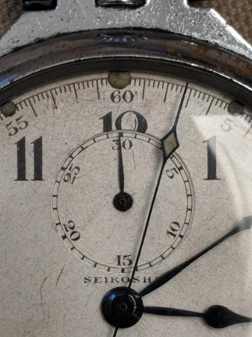 Rareté :Le Chronographe suisse d'un pilote japonais de la 2ème guerre mondiale.  - Page 3 Longin15