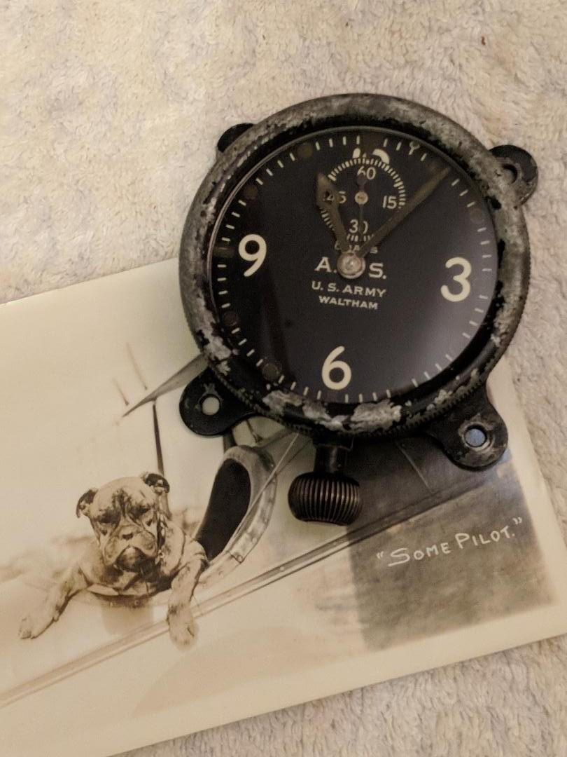 11 novembre 1918. Montres et horloges - Page 3 Waltha15