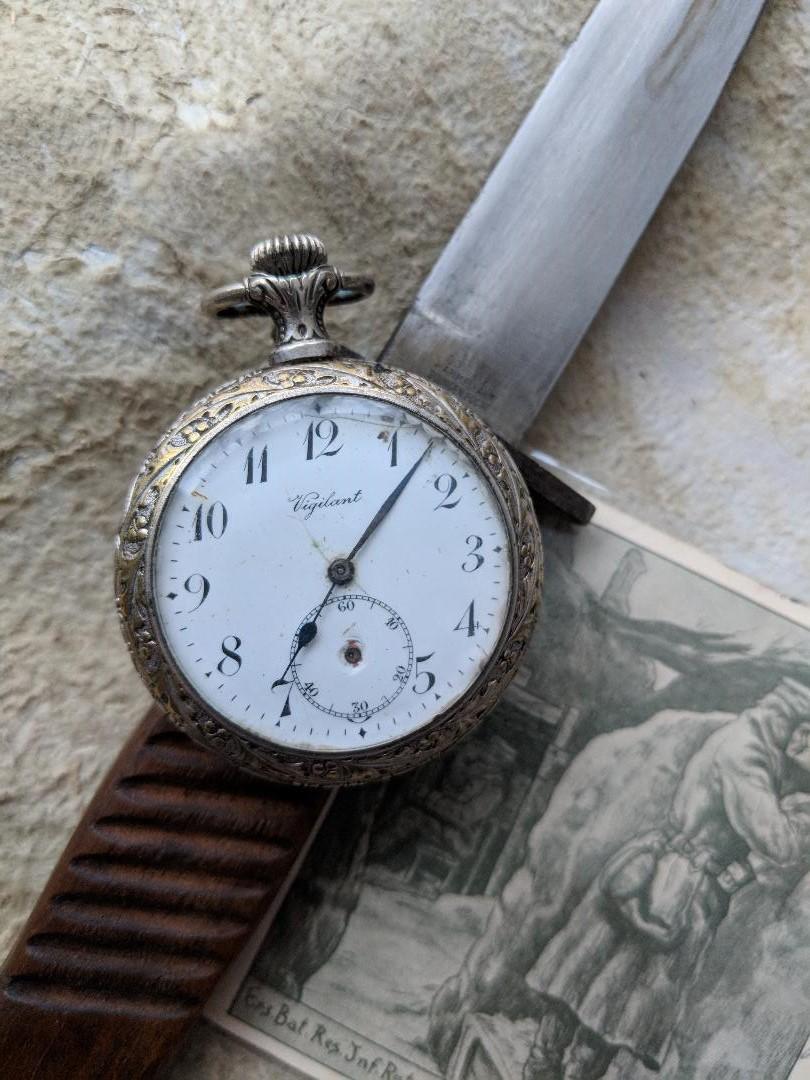 11 novembre 1918. Montres et horloges - Page 3 Wwi_a_33