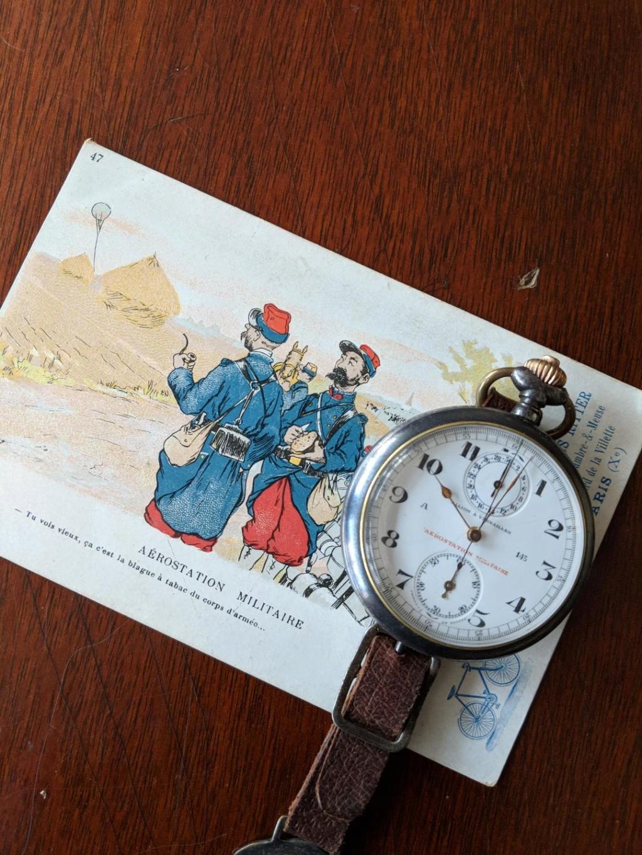 11 novembre 1918. Montres et horloges Wwi_aa10