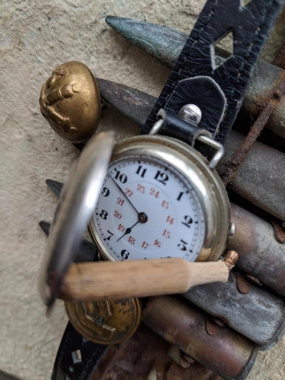 11 novembre 1918. Montres et horloges Wwi_c10