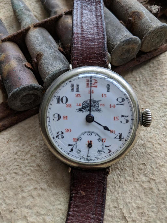 11 novembre 1918. Montres et horloges Wwi_d10