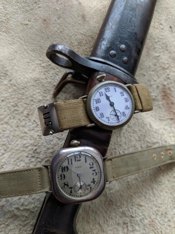 11 novembre 1918. Montres et horloges Wwi_f10