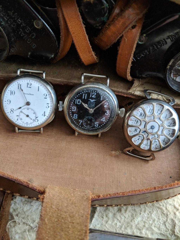 11 novembre 1918. Montres et horloges Wwi_g10