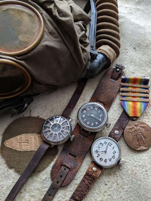 11 novembre 1918. Montres et horloges Wwi_h10