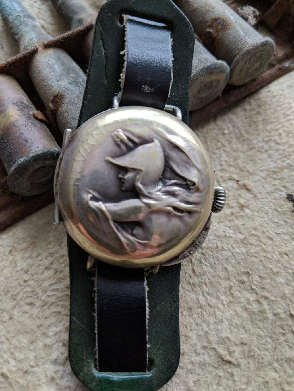 11 novembre 1918. Montres et horloges Wwi_i10