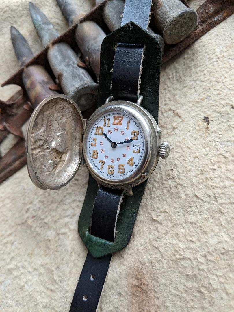 11 novembre 1918. Montres et horloges Wwi_j10