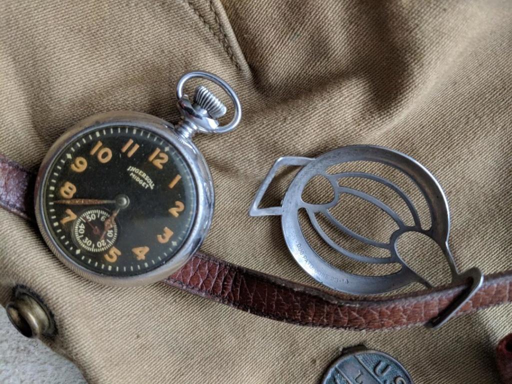 11 novembre 1918. Montres et horloges Wwi_l10