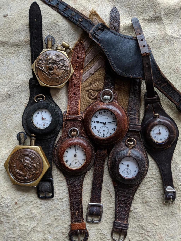 11 novembre 1918. Montres et horloges Wwi_m10