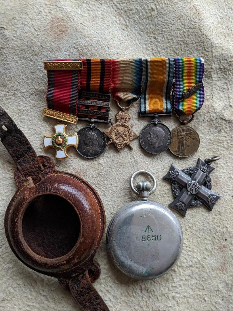 11 novembre 1918. Montres et horloges Wwi_n10