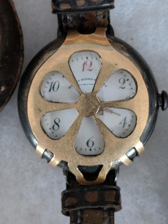 11 novembre 1918. Montres et horloges Wwi_p10