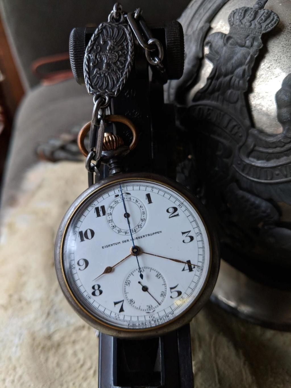 11 novembre 1918. Montres et horloges Wwi_w10