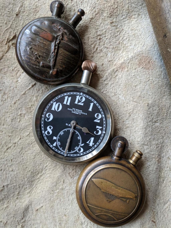 11 novembre 1918. Montres et horloges Wwi_z10
