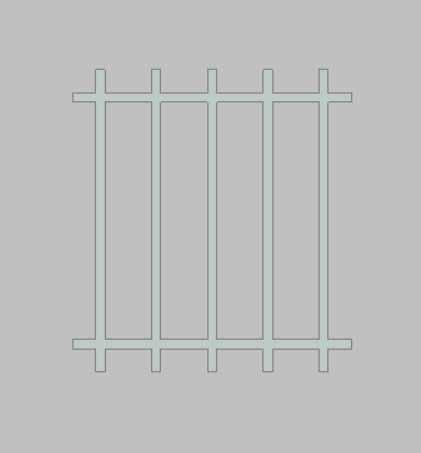[ ARCHICAD ] Grille de défense pour fenêtre Image_16