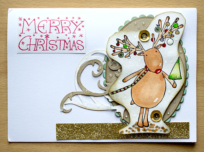 This will do as a gallery? Christmas cards and ornaments 2017 - Page 2 Img_3411