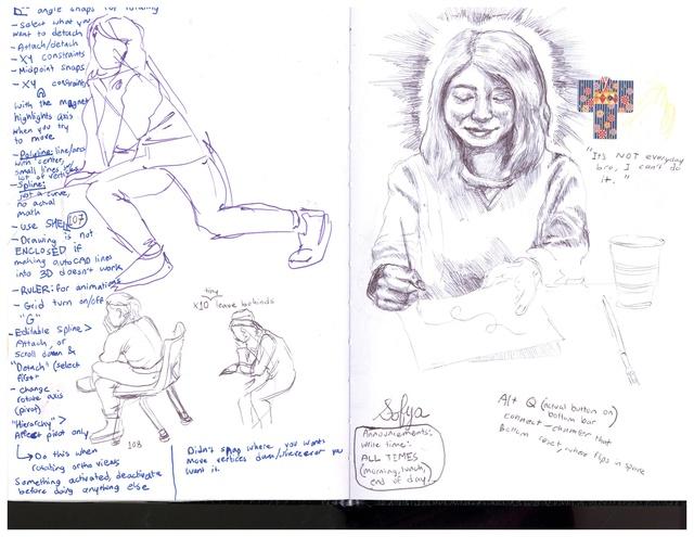 My recent work Img20110
