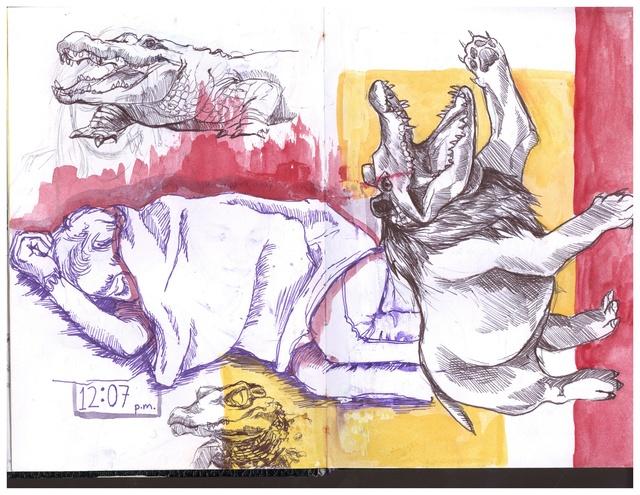 My recent work Img20115